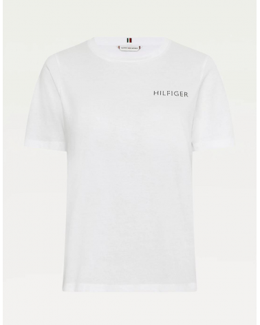T-SHIRT TOMMY HILFIGER REGULAR CRYSTAL