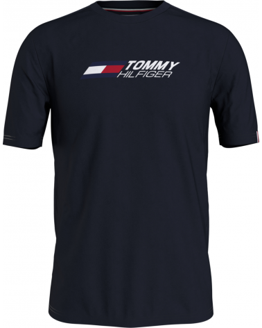POLO UOMO TOMMY HILFIGER 1985 SLIM POLO
