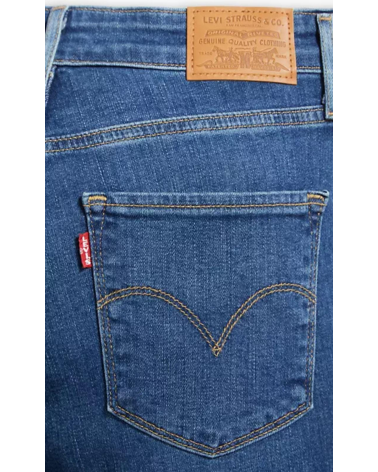 JEANS LEVIS DONNA 721 HIGH-RISE SKINNY 188820422